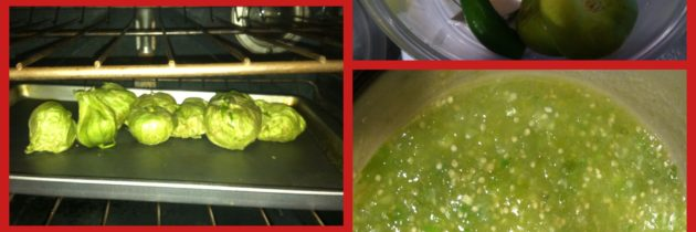 Best Tomatillo Salsa Ever!