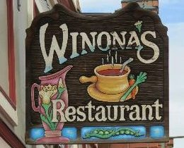 Video: Winona's Healthy Lunch Entree's Being Prepared!